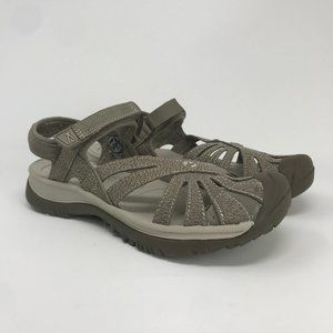 Keen Rose Sandal 1016729 Brindle Shitake Hiking
